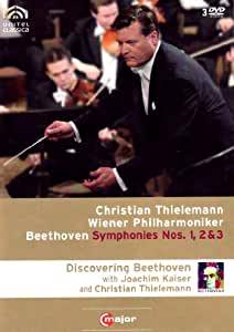 Beethoven;Ludwig Van Syms 1-3i [Import]
