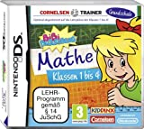 Video Games - Bibi Blocksberg: Grundschule Mathe Klassen 1 - 4 - [Nintendo DS]