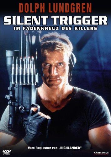 Silent Trigger-im Fadenkreuz des Killers [Import allemand]