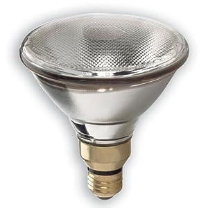 GE Lighting 16357 90-Watt PAR38 Edison Halogen Spotlight