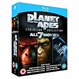 cheap planet of the apes blu ray