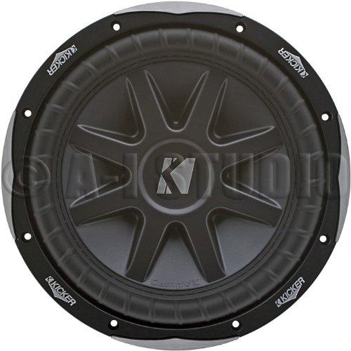 "Kicker 10"" Compvx Car Subwoofer 4 Ohm 10Cvx104"