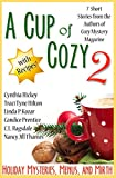 A Cup of Cozy 2: Holiday Mysteries, Menus, and Mirth