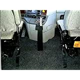 Semi Truck Carpet Floor Guard (6ft x 10ft, Black)