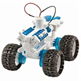 Salt Water Fuel Cell Engine Car Kit Great project for Kids - 201024610044
