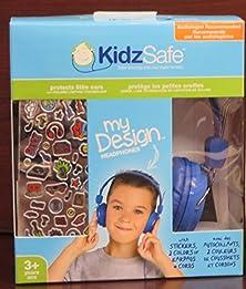 buy Kidz Safe My Design Headphones