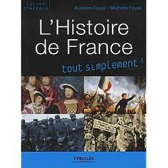 L'histoire de France tout simplement ! : Des origines à nos jours  51g-HEBIzoL._SL500_AA240_