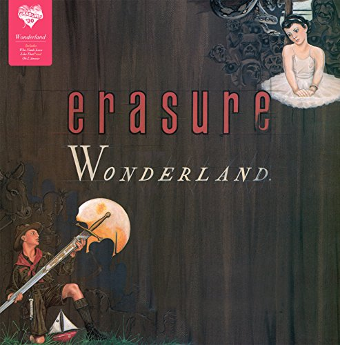 Erasure - Wonderland Live - Zortam Music