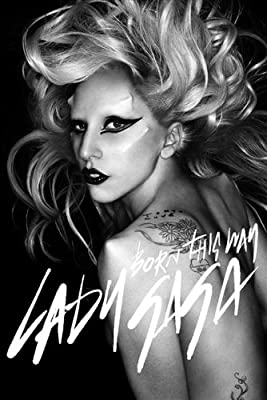 Born This Way Lady GaGa Poster 61x91.5cm