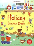 Fiona Watt Holiday Sticker Book (Usborne Sticker Books)