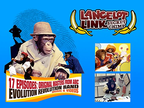 Lancelot Link: Secret Chimp - Season 1