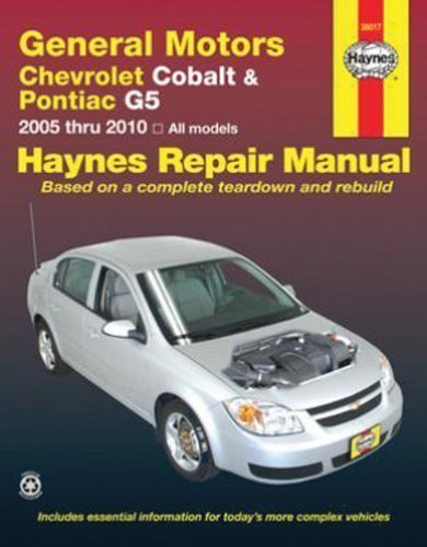 general-motors-chevrolet-cobalt-pontiac-g5-2005-thru-2009-all-models-by-jj-haynes-mar-15-2012