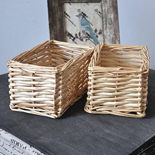 media-large-wicker-storage-xmas-hamper-basket-scatola-di-immagazzinaggio