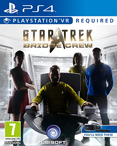 Star Trek: Bridge Crew - PSVR Required (PS4)