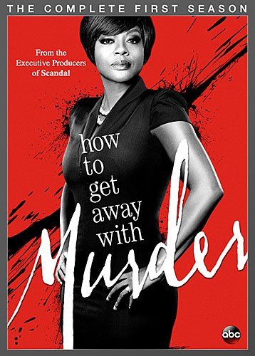 How to Get Away With Murder: Complete First Season [DVD] [Import]