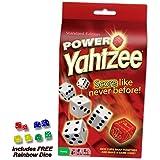 Power Yahtzee with free rainbow dice pack