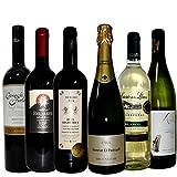 ワイン名産国周遊 金賞受賞 フランス チリ・スペイン・イタリアも欲張り飲み比べ ワインセット 赤ワイン3本 白ワイン2本スパークリングワイン1本 750ml×6本 ランキングお取り寄せ