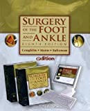 img - for Surgery of the Foot and Ankle e-dition: Text with Continually Updated Online Reference, 8e by Michael J. Coughlin MD (2006-12-25) book / textbook / text book