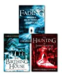 Christopher Ransom Christopher Ransom 3 Books Collection Set NEW The Fading, The Birthing House,