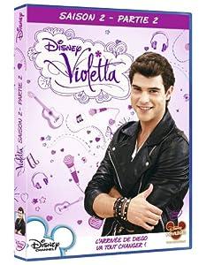 Violetta - Saison 2 - Partie 2 - L'arrivée de Diego va tout changer !