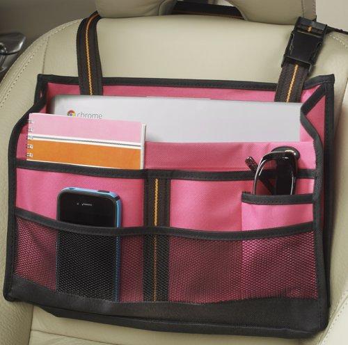 High Road Car Seat Organizer - Pink