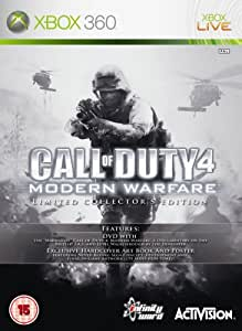 Call of Duty 4: Modern Warfare - Limited Collector's Edition (Xbox 360)