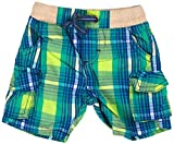 Kanz Baby Boys Bermudas Checkered Trousers