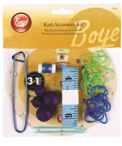 Boye - Kit per lavorare a maglia