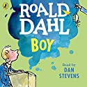 Boy: Tales of Childhood Audiobook by Roald Dahl Narrated by Dan Stevens