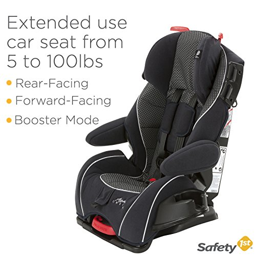 Safety 1st Alpha Omega Elite Convertible Car Seat, Bromley - Reviews