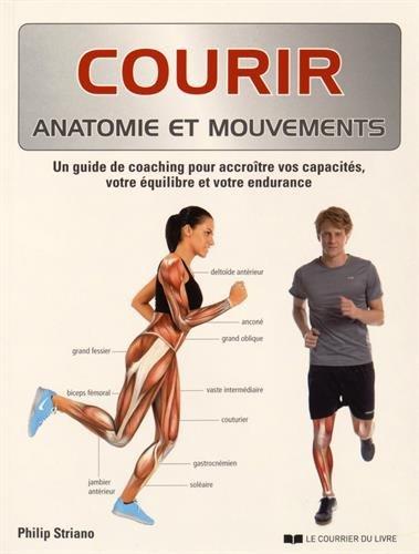 course à pied ; anatomie et mouvements