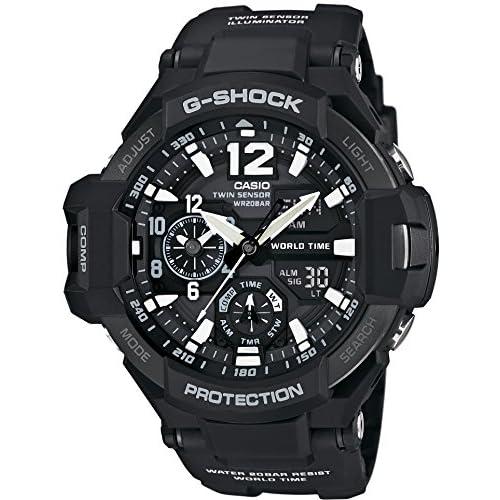 [カシオ]CASIO 腕時計 G-SHOCK SKY COCKPIT GA-1100-1AJF メンズ
