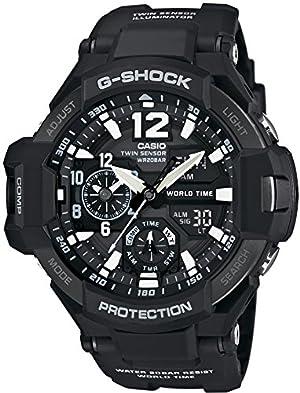 [カシオ]CASIO 腕時計 G-SHOCK グラビティマスター GA-1100-1AJF メンズ