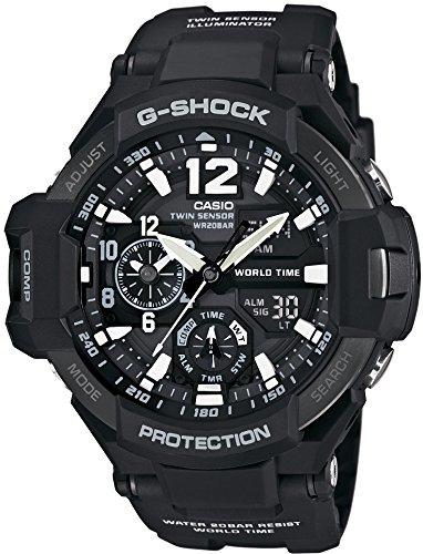 CASIO G-SHOCK SKY COCKPIT GA-1100-1AJF Man's