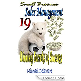 Small Business Sales Management: 19 Winning Secrets of Success (English Edition)