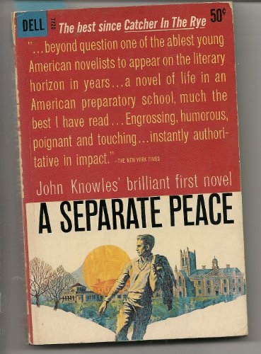 a summary of the chapters in the novel a separate peace by john knowles A separate peace [john knowles]  aubrey menen i think it is the best-written, best-designed, and most moving novel i have read in many years.
