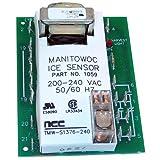 MANITOWOC UNITIZED ICE SENSOR BOARD 230V 7623753