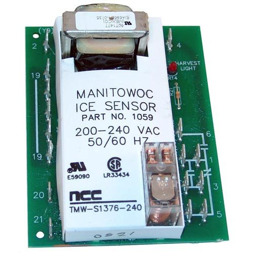 Manitowoc Unitized Ice Sensor Board 230V 7623753