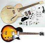 GUITARE Electrique Jazz/Blues Demi-ca...