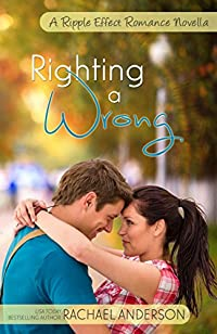 Righting A Wrong by Rachael Anderson ebook deal