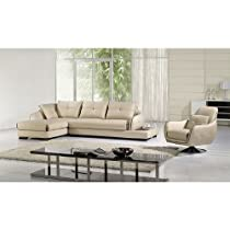 Peachy Buy Pia 3 Piece Adjustable Sectional Sofa Set With Chaise Gmtry Best Dining Table And Chair Ideas Images Gmtryco