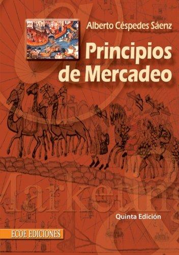 Principios De Mercadeo (Spanish Edition)