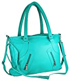 Typify Women's Shoulder Handbag - 2TBAG71 (Turquoise)