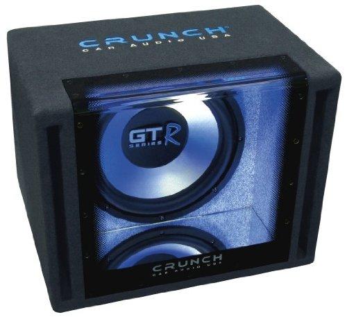 CRUNCH BANDPASS SUBWOOFER GTR-400 800 Watt