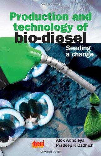 Production and Technology of Bio Diesel: Seeding a Change PDF