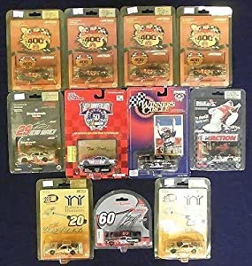 Lot Of (11) Nascar 1:64 Scale Die Cast Cars Nip W  Signed Greg Biffle Action Wc -... by Sports Memorabilia