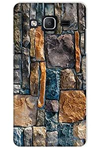 IndiaRangDe Hard Back Cover FOR Samsung Galaxy On5 Pro