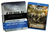 51g zoXDxdL. SL160  Band of Brothers with The Pacific Part One [Blu ray]