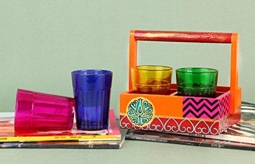 a-krazy-mug-indischer-traditioneller-katta-chai-satz-von-4-glasern-mit-standplatz-3-unze-jedes-schri