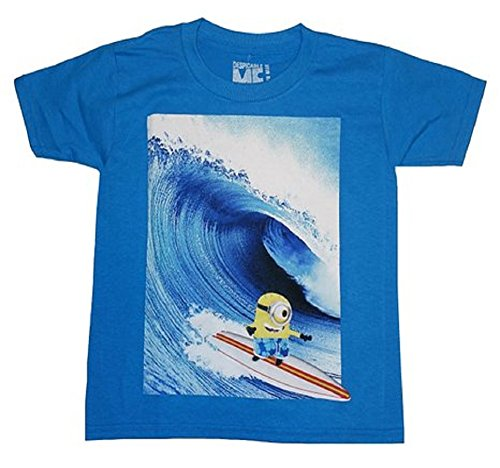 Minion Surfing T-Shirt, Size XXL (18)